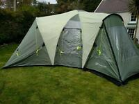 4/6 man Outwell Hartford L tent