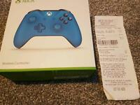 Brand new xbox one - blue controller