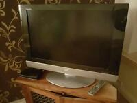 "JVC Flat Screen 32"" TV"
