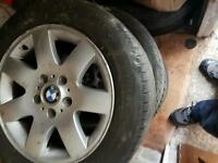 Bmw e46 alloys