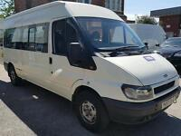 Ford transit minibus 15 seat seats seater 7 excellent runner and great condition