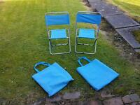Camping chair's kids