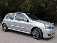 Renault Clio Sport 182 Full Fat **Titanium**