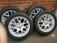 Mg 16inch alloys