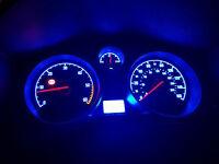 Astra H MK5 2004-2010 Blue LED clocks + CAN INSTALL + DELIVER