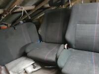 MK3 astra gsi phase 1 seats