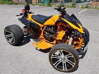 Jinling 250cc quad bike
