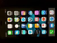 iPhone 6 plus 128gb o2 network in very good condition