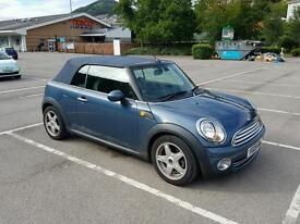 2009 Mini Cooper Convertible 1.6 Chilli Pack