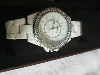 Chanel ladies watch and purse set new bargain gift set