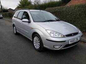 2003 Ford Focus 1.8 Diesel Estate