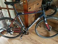 Cannondale Caddx 10 Cyclocross bike