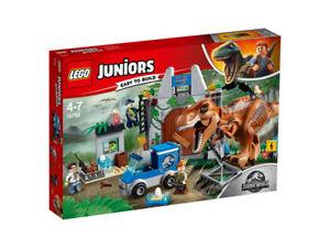 Neu /& OVP Breakout LEGO Juniors 10758 Ausbruch des T-Rex