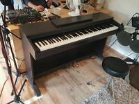 Yamaha ypd 101 piano