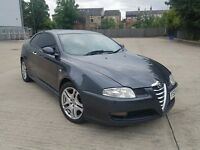 2004 ALFA ROMEO GT JTD 1.9 150BHP 2 DOOR BLACK FULL LEATHER SEATS LONG MOT DIESEL BARGAIN!!