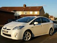 Pco toyota prius T4/uber/63000 genuine low miles with full toyota service history UK model HPI clear