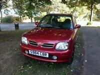 Nissan Micra With MOT For Sale