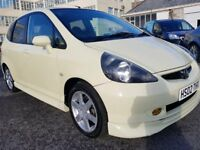 Honda Fit (Jazz) light yellow (off white) only 4 previous owners see spec below