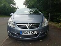 Vauxhall corsa design great spec lots of extras