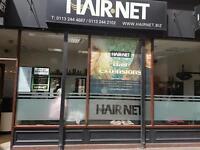 Hair stylist ,hairdresser required . Hairdressing.