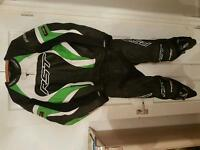 RST 2 piece leathers