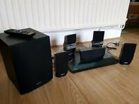 Sony BDV-E2100 5.1 Bluray surround sound 800W smart BT home cinema