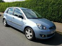Ford Fiesta 1.4 Zetec Climate 56 plate
