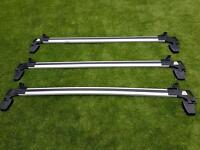 Transit custom foldable roof bars rack