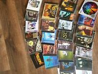 Eclectic mix of CD's