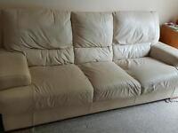 Leather Sofa's 3+2