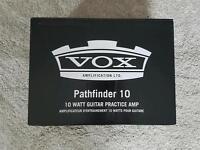 Vox pathfinder 10 electric guitar amp