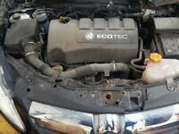 Z13DTJ vauxhall corsa d 1.3cdti engine complete low miles