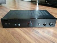 Rotel intergrated amplifier seperates hifi amp