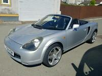 Toyota Mr2 roadster 49k miles mint condition for year