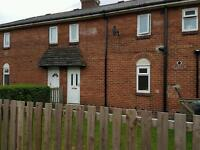 2 bedroom council house wanting to swap for a 3 bedroom preferrably in Middleton or Morley