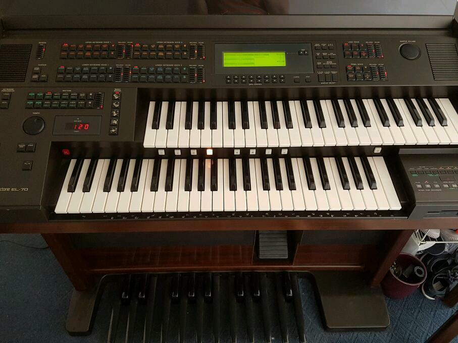 Organ yamaha electone EL-90 /EL-70 | in Heath, Cardiff ...