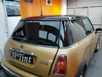 Car windows tint