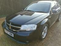 Dodge avenger sxt crd black diesel 6 speed manual