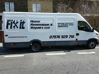 """FIX IT"" Home renovation and repair Ltd..."