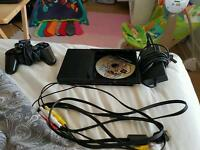 slimline ps2 and gta San andreas