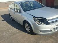 Vauxhall astra mk5 astra h breaking