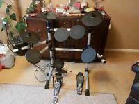 Electric digital drum set .dd405d