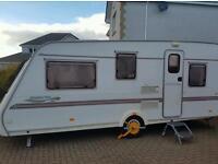 Compass caravan 2000 5 berth