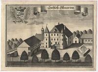 Castello Ottmaring (buchhofen): Incisione, Wening, 1. Carica 1723 -  - ebay.it