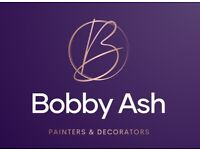 Bobby Ash. Painter and decorator.