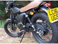 Mutt Mongrel 125cc