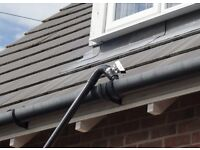 Gutter Cleaning, Blocked Gutter Cleaning In Ealing, Hanwell Using CCTV
