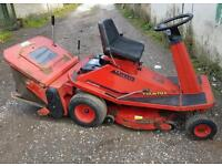 Countax rider 30 ride on mower tractor