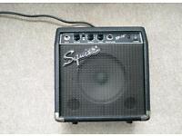 Fender Squier amplifier 10W