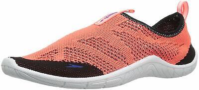 Speedo Women's Surf Knit Water Shoe, Hot Coral, Size  Scv4